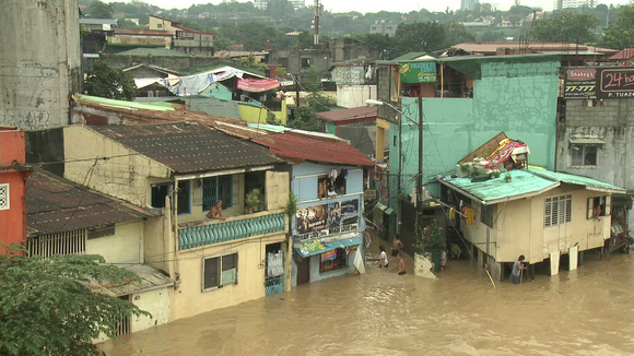 flood in my residential area