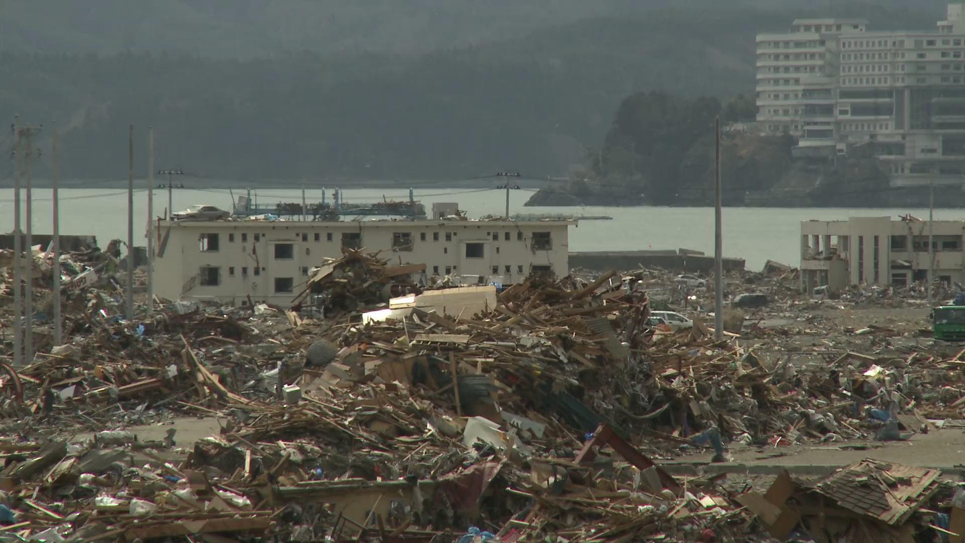 tsunami in japan in 2011 250 words